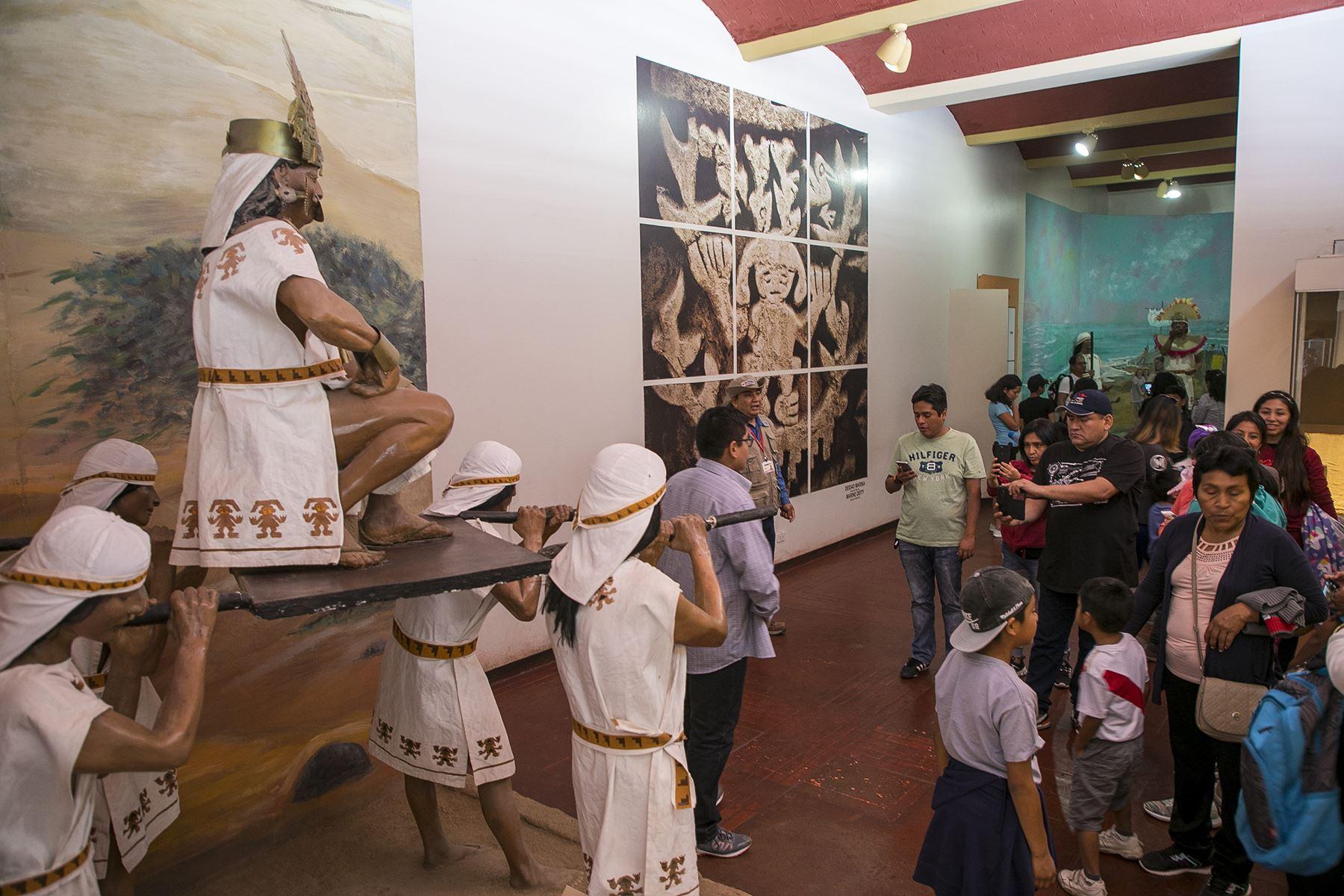 Turismo cultural: visitantes gastan en promedio US$ 1,633 y permanecen 11 días en Perú. ANDINA