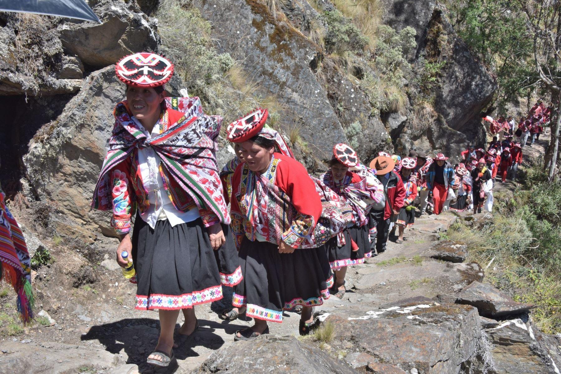 "Camino Inca: ""BBC"" resalta cautivadora red vial de América del Sur construida por incas. Foto: ANDINA."