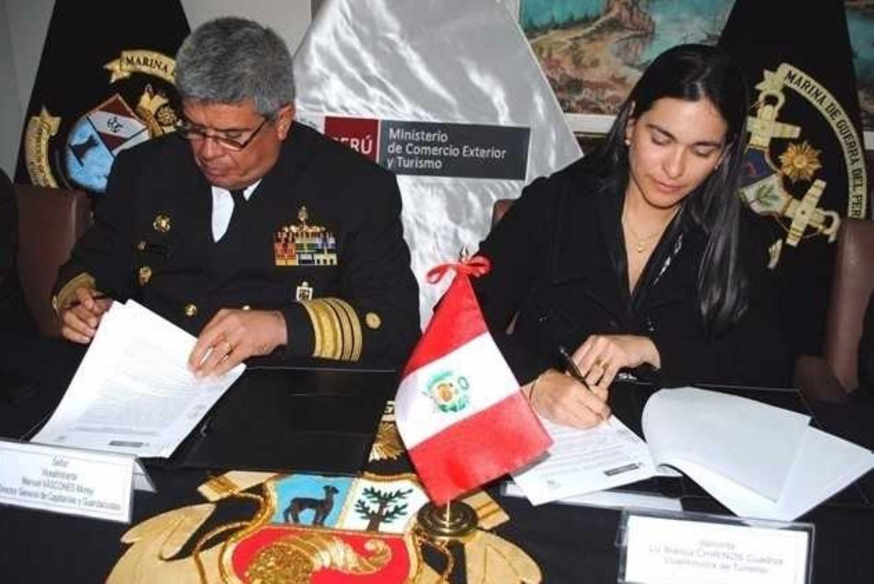Mincetur: seguridad turística se fortalecerá en ríos de la Loreto