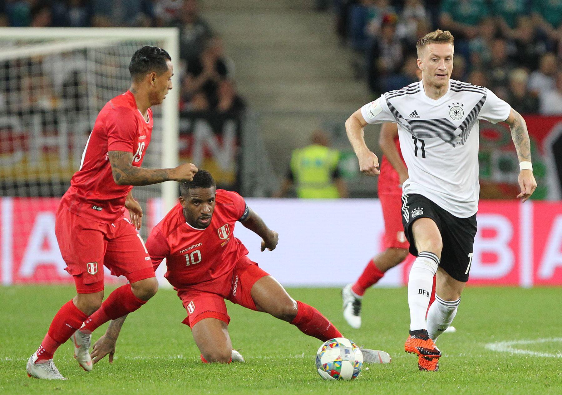 Peru Vs Deutschland