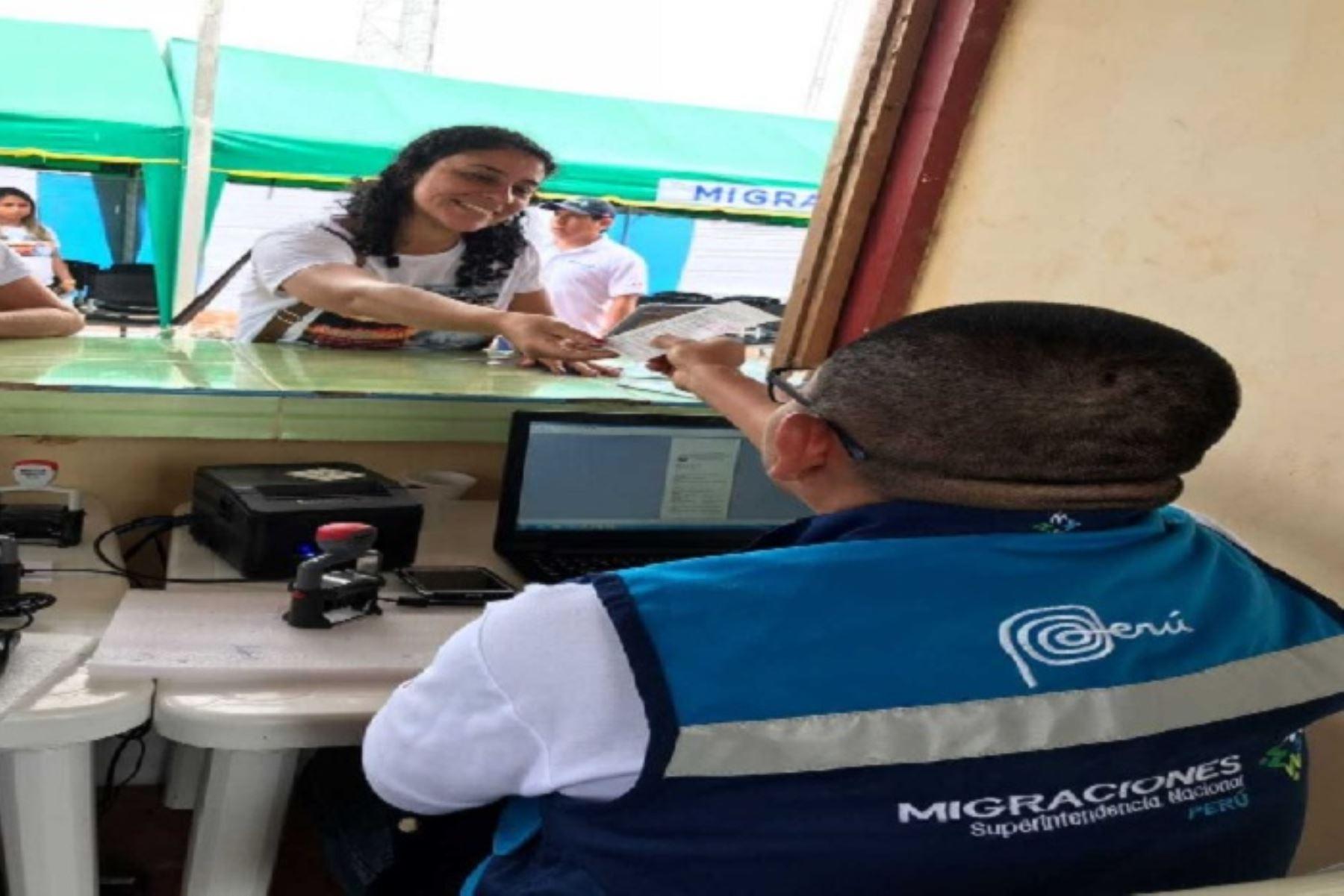 El nuevo Puesto de Control Fronterizo en Madre de Dios, a cargo de la Jefatura Zonal de Puerto Maldonado, se ubica en el centro poblado de Shiringayoc, en la provincia de Tahuamanu, cerca a la zona fronteriza con el país altiplánico.
