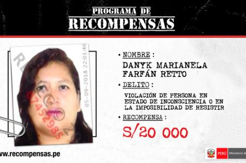 Capturan a mujer acusada de ultrajar a sus menores hijas