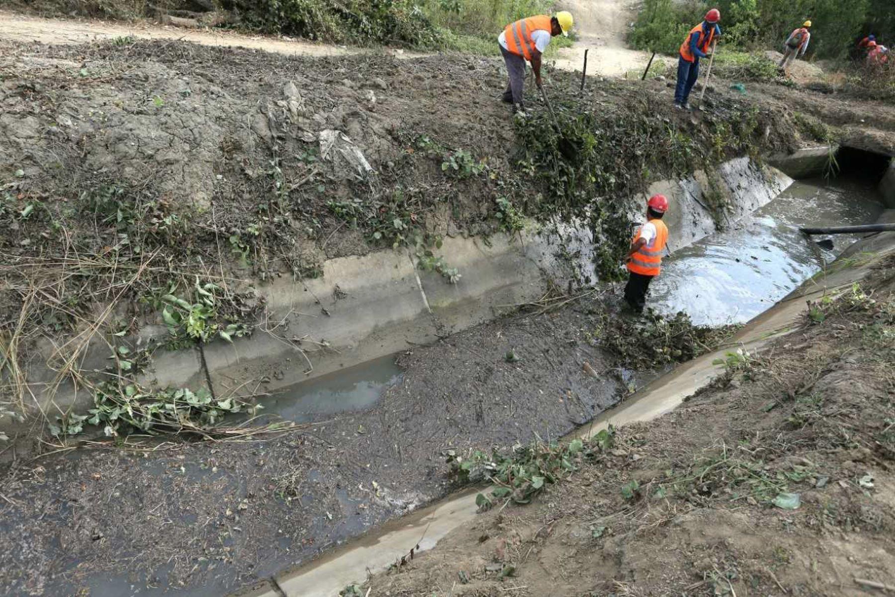Elaborarán planes integrales para mitigar daños por huaicos e inundaciones. ANDINA/Difusión