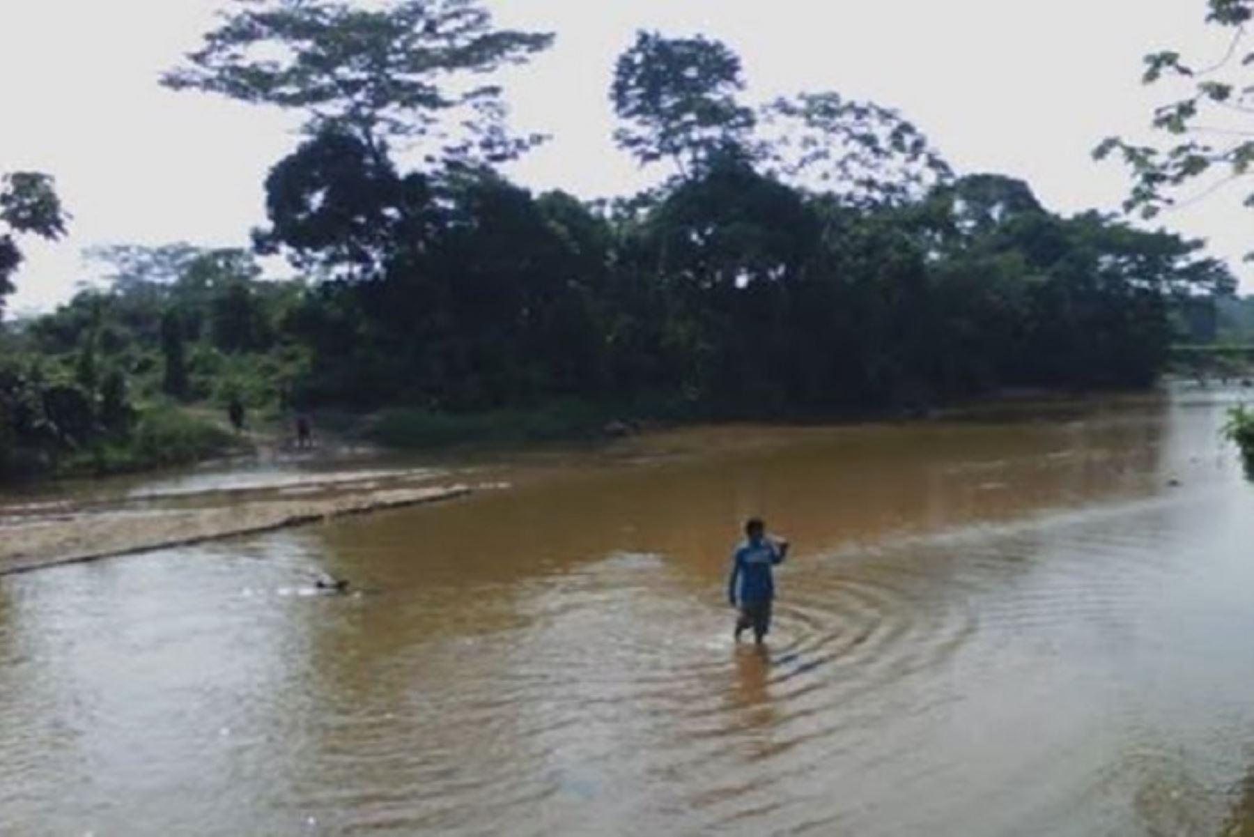 En las últimas horas, el nivel de agua del río Huallaga en la estación hidrológica Yurimaguas, en la región Loreto, se redujo y pasó del estado de alerta amarilla a naranja, informó la Dirección Zonal 8 del Servicio Nacional de Meteorología e Hidrología (Senamhi). ANDINA/Difusión