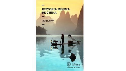 Portada del libro Historia mínima de China.