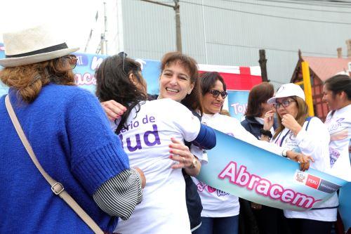 """Campaña """"Toma mi mano. Abracemos la vida"""" por el Día Mundial de la Prevención del Suicidio"""