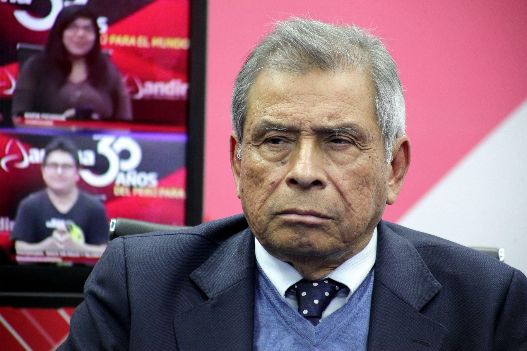 SNI: estamos plenamente de acuerdo con reformas del Ejecutivo | Noticias |  Agencia Peruana de Noticias Andina