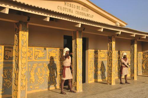 Lambayeque: Museo de Sitio Chotuna-Chornancap cumple 9 años al servicio de la cultura