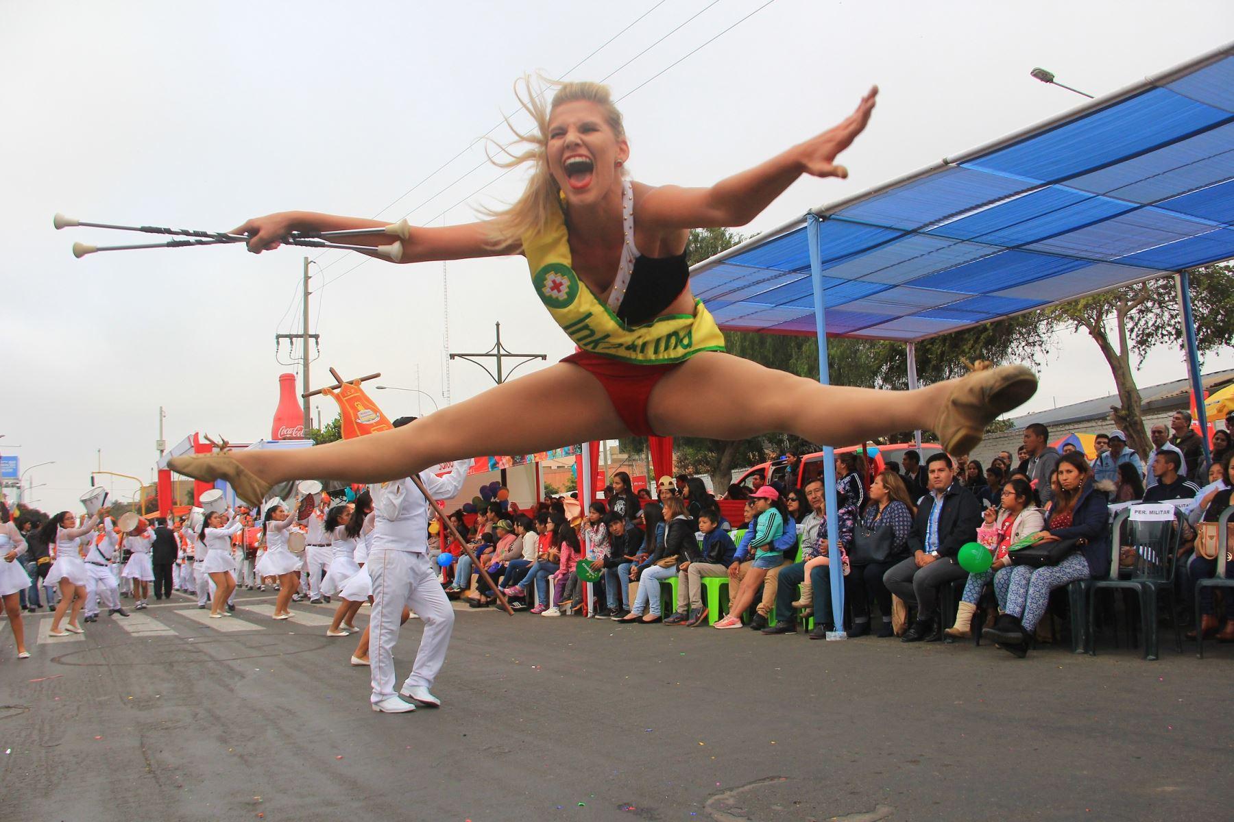 ANDINATrujillo espera recibir 25,000 turistas por 68° Festival de la Primavera. ANDINA/Luis Puell