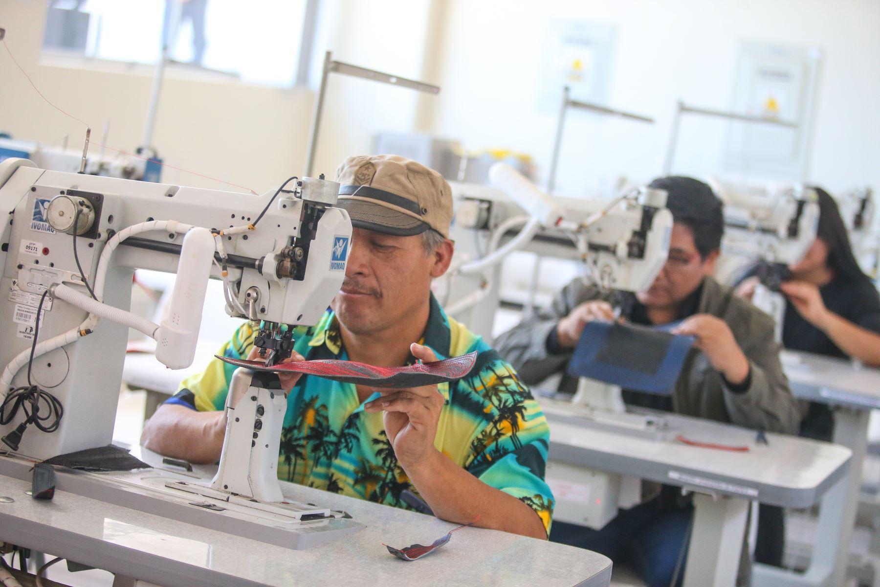 Emprendedores. Foto: ANDINA/Prensa Presidencia