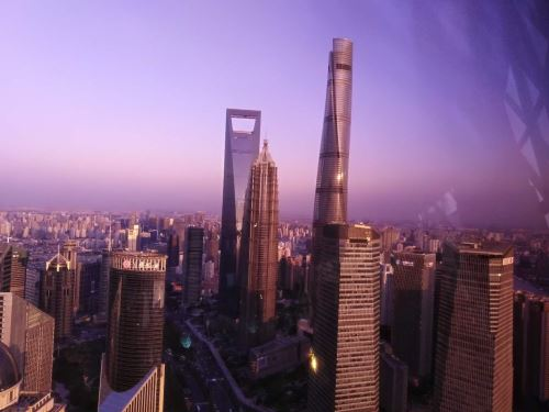 21/09/2018   Shanghai el corazón financiero de China Foto: ANDINA/Sonia Millones