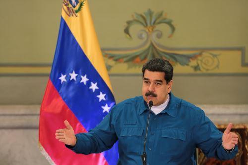 Presidente de Venezuela, Nicolás Maduro Foto: EFE