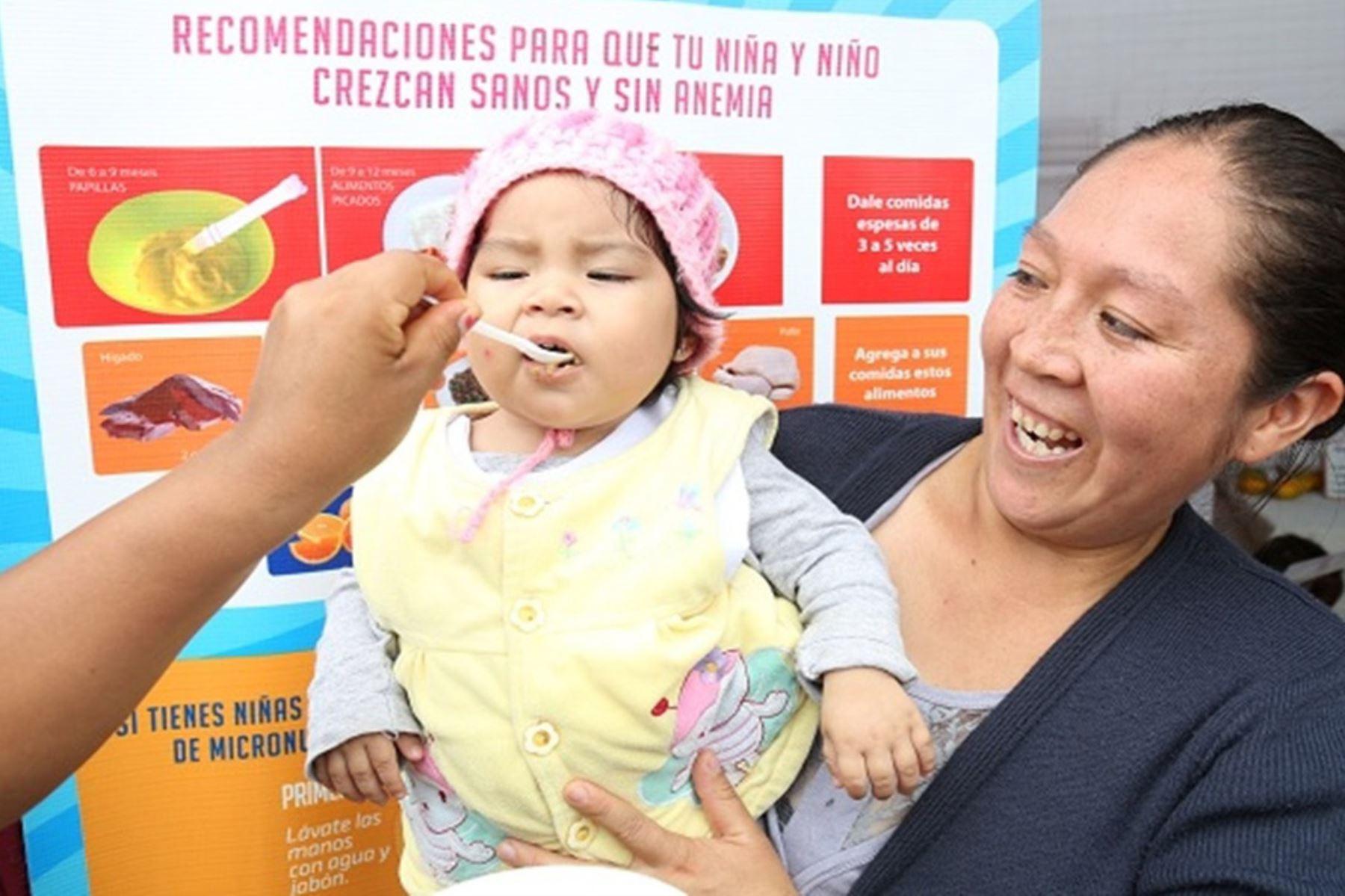 El Observatorio de Anemia implementado por el Ministerio de Desarrollo e Inclusión Social (Midis) es una plataforma web que se encarga del seguimiento de los resultados inmediatos e intermedios de las estrategias implementadas por el Gobierno central para prevenir y tratar esta enfermedad. ANDINA/Difusión