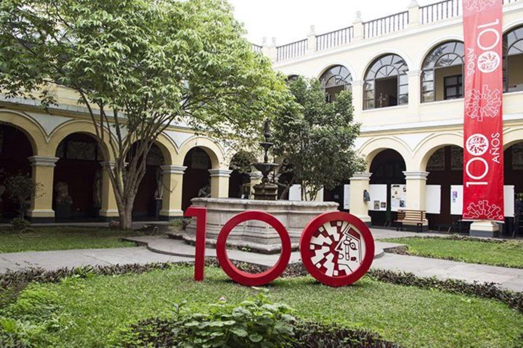 Escuela Nacional de Bellas Artes del Perú: 100 años de historia. Foto: ANDINA/Difusión.