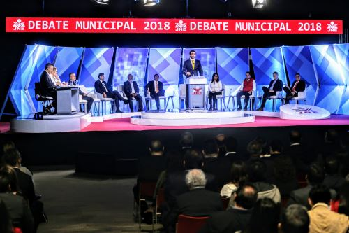 Debate Municipal 2018