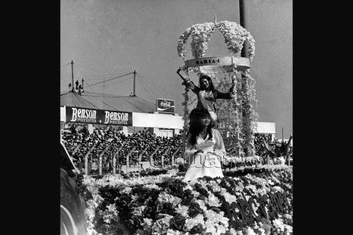 Celebraciones de la primavera en Trujillo y en Lima de antaño