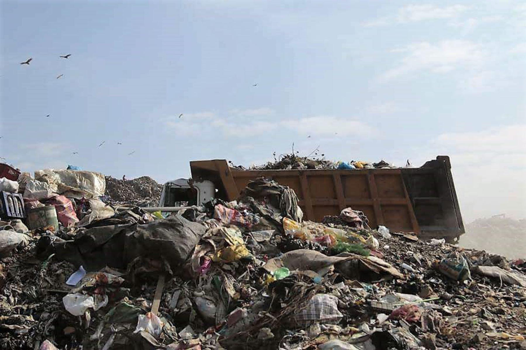 Piden condena para exalcaldes de Chiclayo por contaminación ambiental. ANDINA