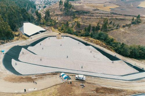Futuro relleno sanitario beneficiará a más de 45,000 habitantes de la ciudad de Tarma, anuncia el Ministerio del Ambiente (Minam). ANDINA/Archivo