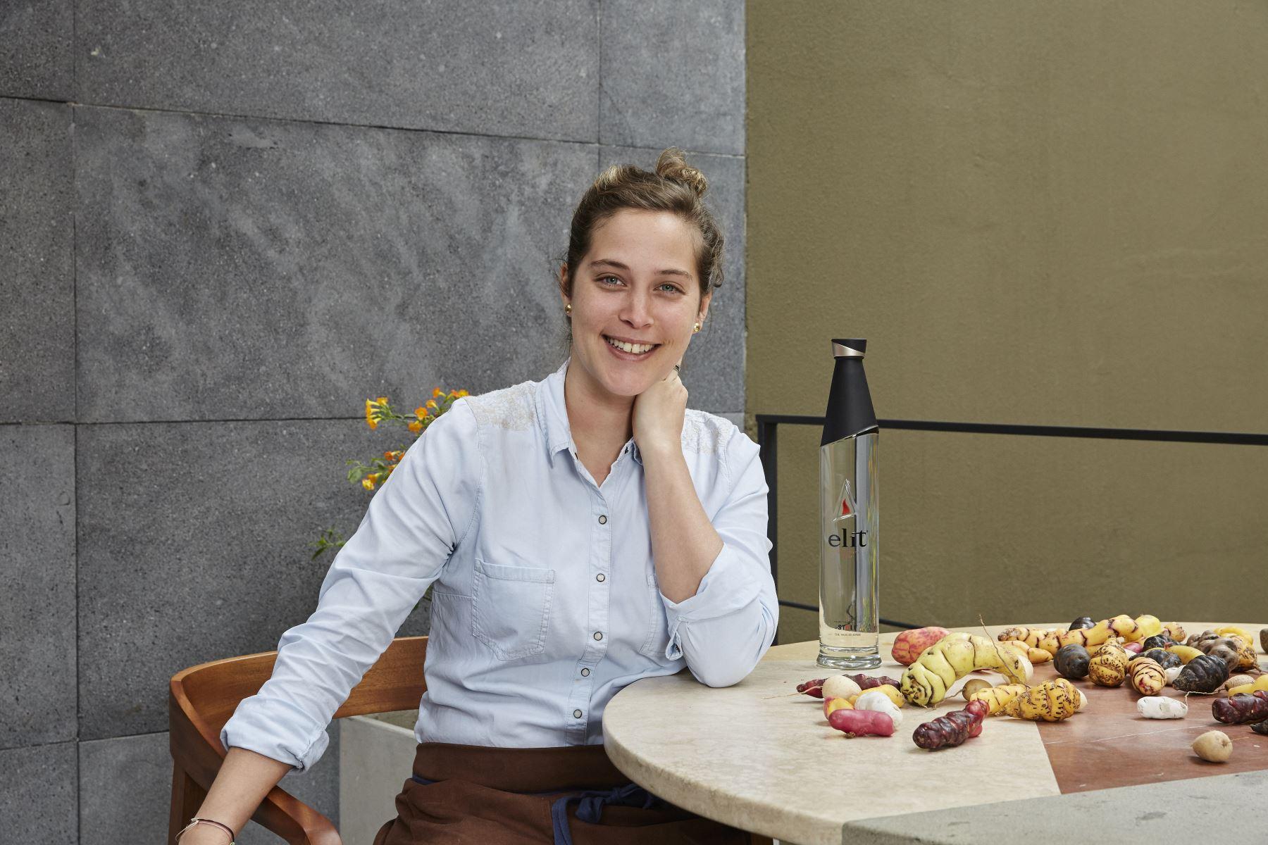 León es copropietaria del restaurante Central y chef-propietaria de Kjolle, ambos en Lima. Foto: Difusión