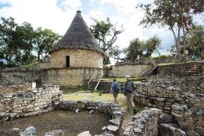 La región Amazonas se alista a celebrar, el próximo 31 de enero, el 177 aniversario del descubrimiento de la fortaleza de Kuélap, su patrimonio monumental más emblemático, comparado por su impactante belleza arquitectónica con Machu Picchu. ANDINA/archivo