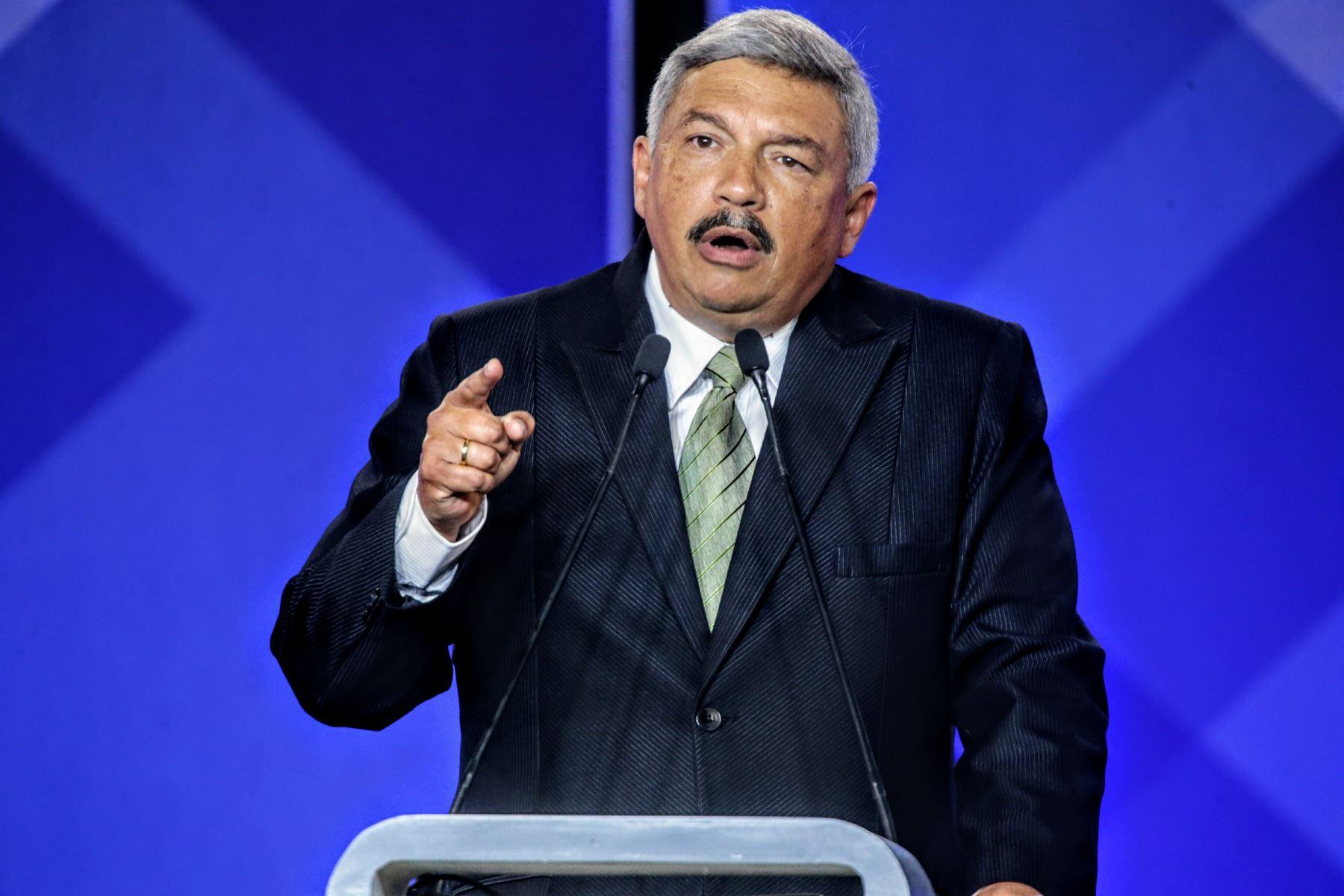 Presidente del PPC, Alberto Beingolea. Foto: ANDINA/Luis Iparraguirre