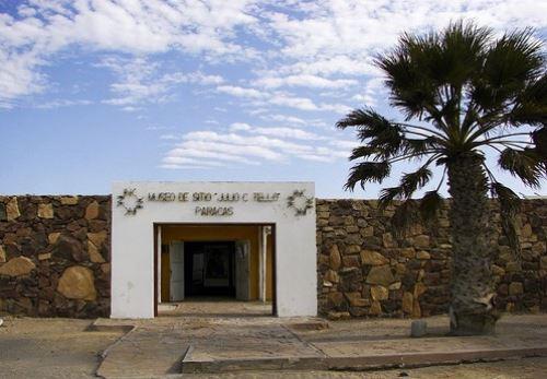 El Museo de Sitio Julio C. Tello fue distinguido como el mejor nuevo museo de Latinoamérica por los Leading Culture Destinations Awards 2018.