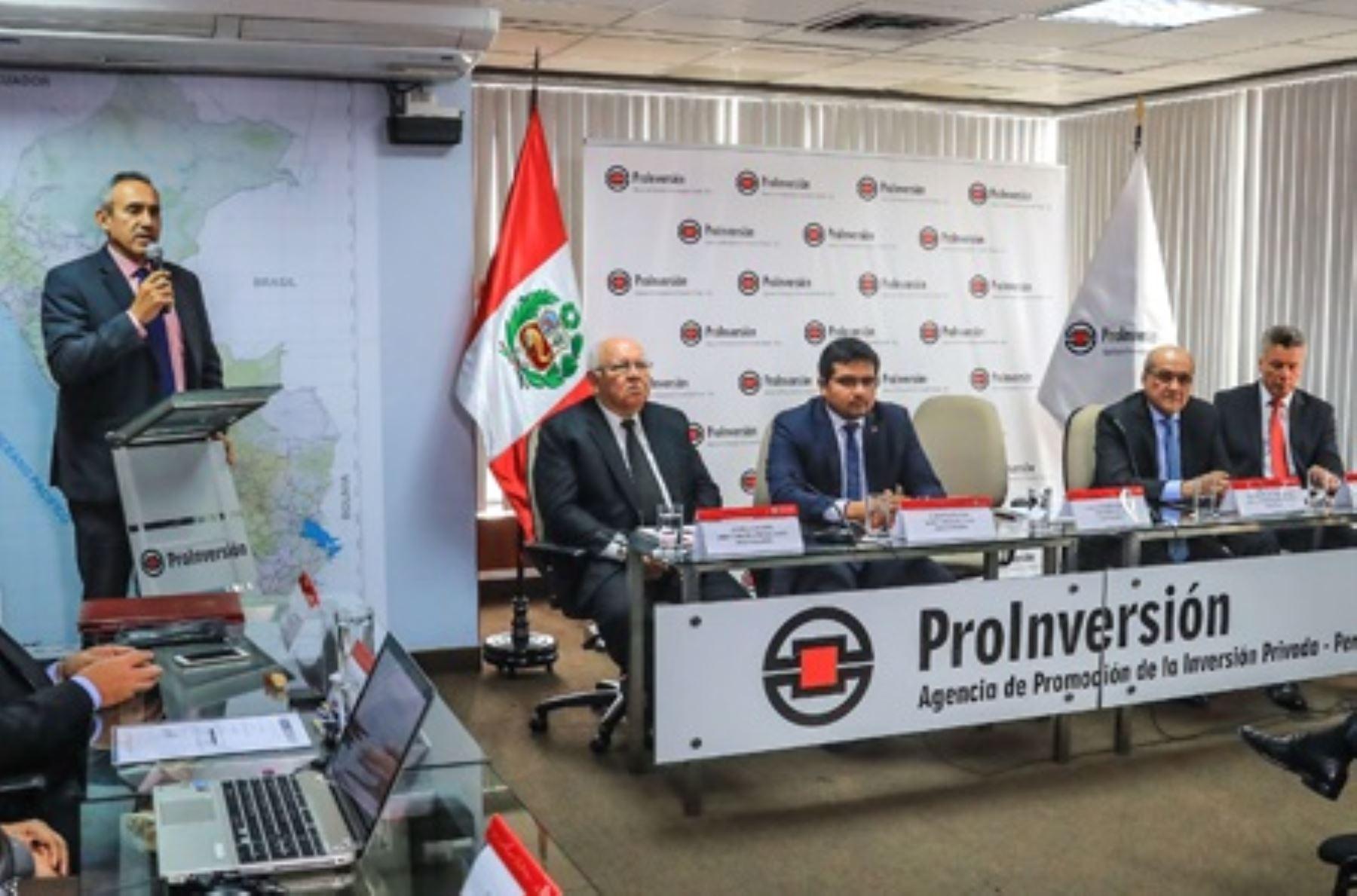 Viceministro de Transportes, Carlos Estremadoyro. Foto: Cortesía.