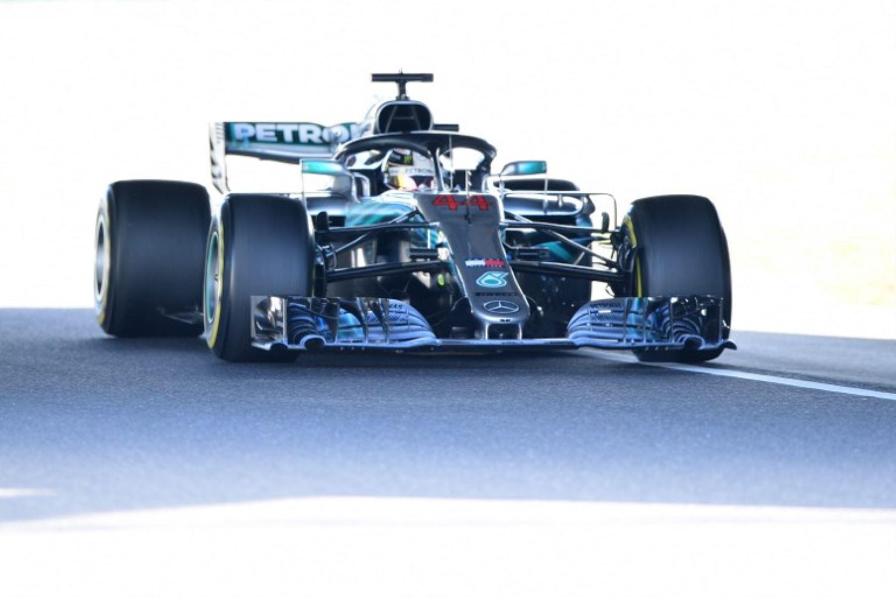 Fórmula 1: Hamilton a un paso de la gloria en el Gran Premio de México