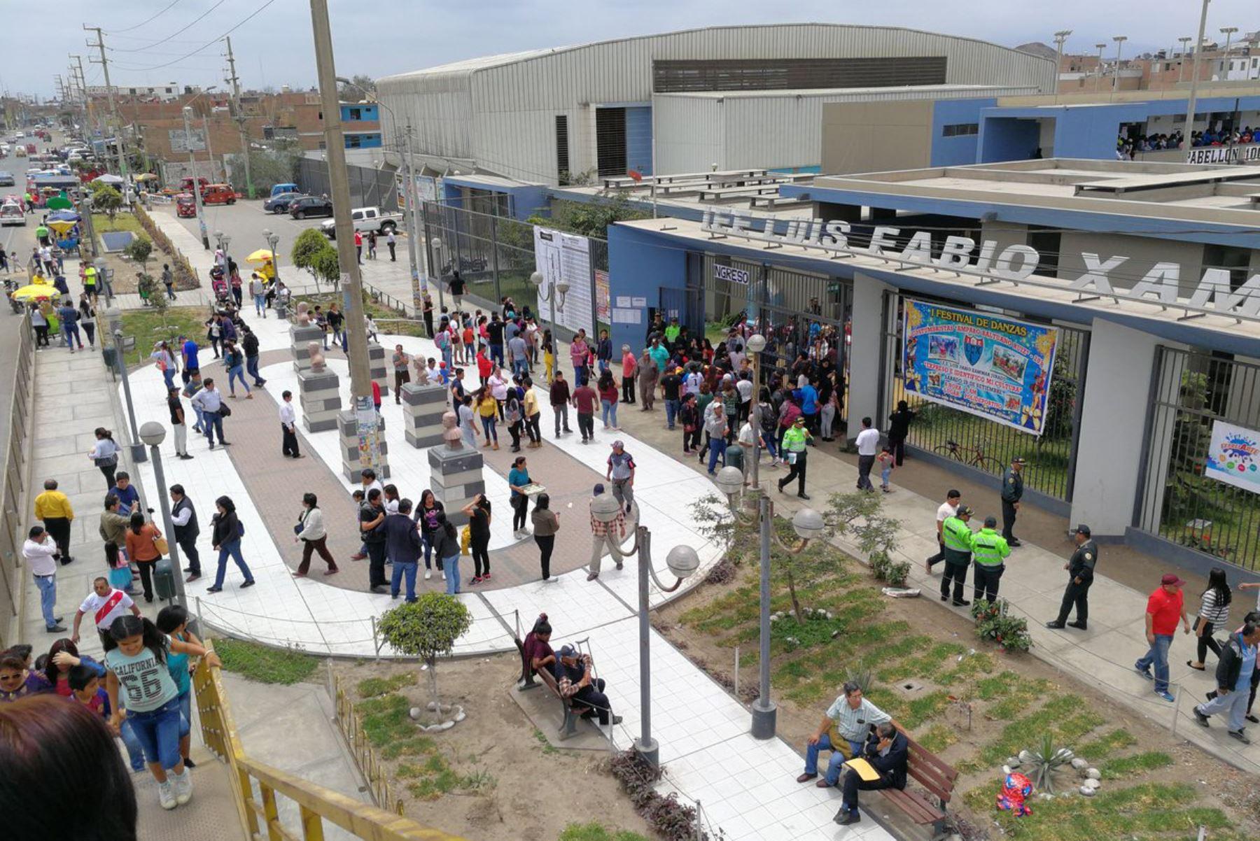 Los electores de la región Lima provincias irán a una segunda vuelta para elegir al gobernador regional. Foto: Cortesía: Chinn de la Cruz Loo/Twitter