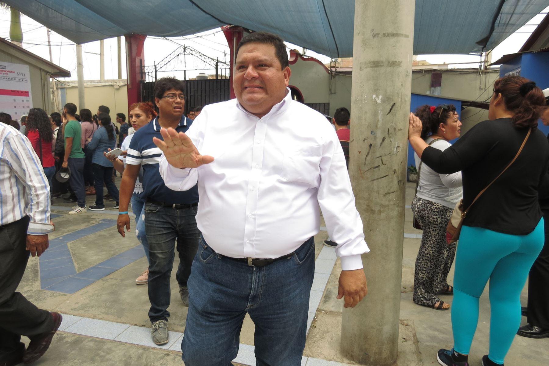 Elecciones 2018 Chimbotanos Eligen A Roberto Brice 241 O Como