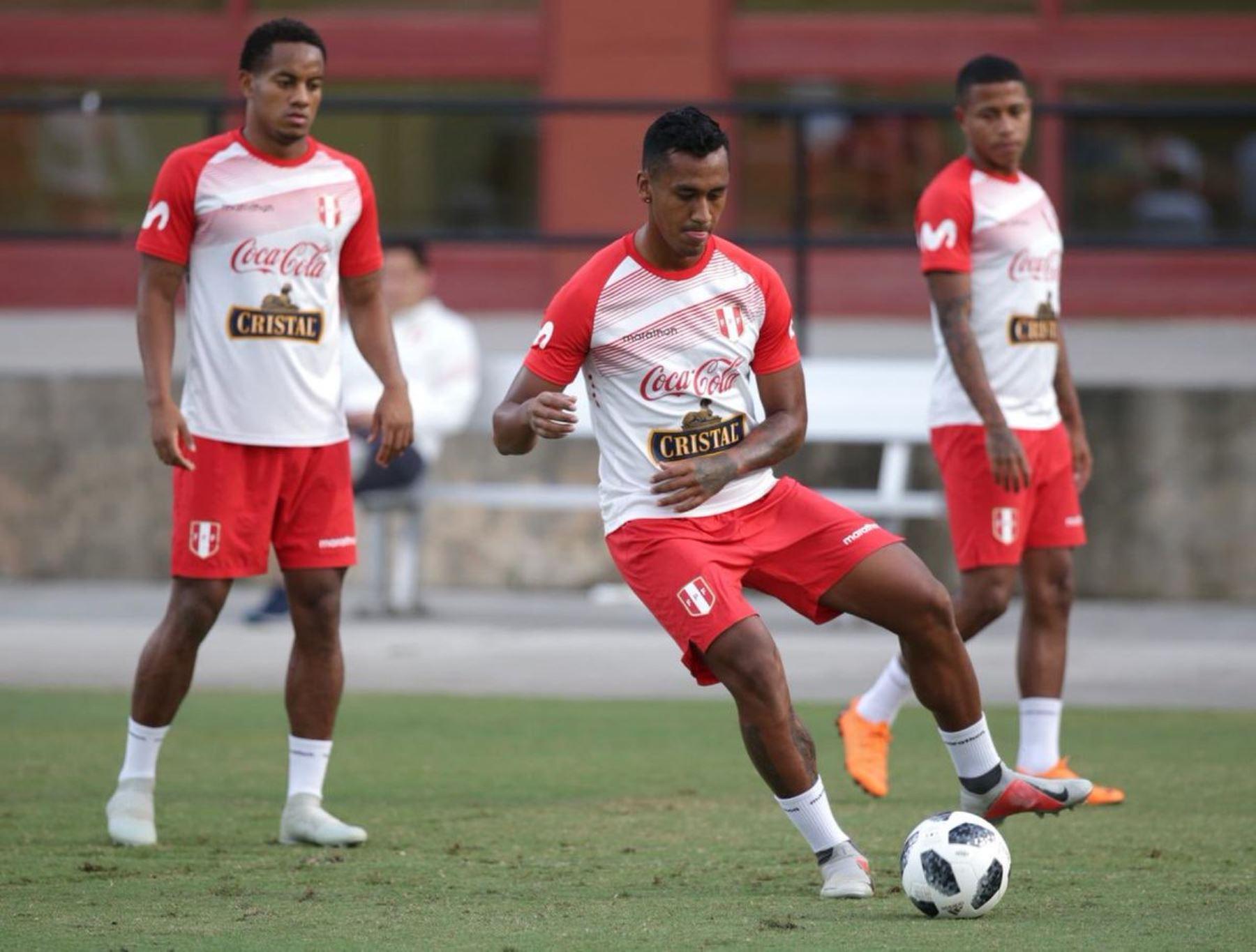 Selección trabaja de manera completa para enfrentar a Chile