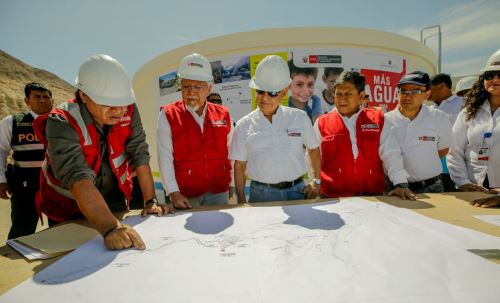 Jefe del Gabinete Villanueva en actividades en Moquegua