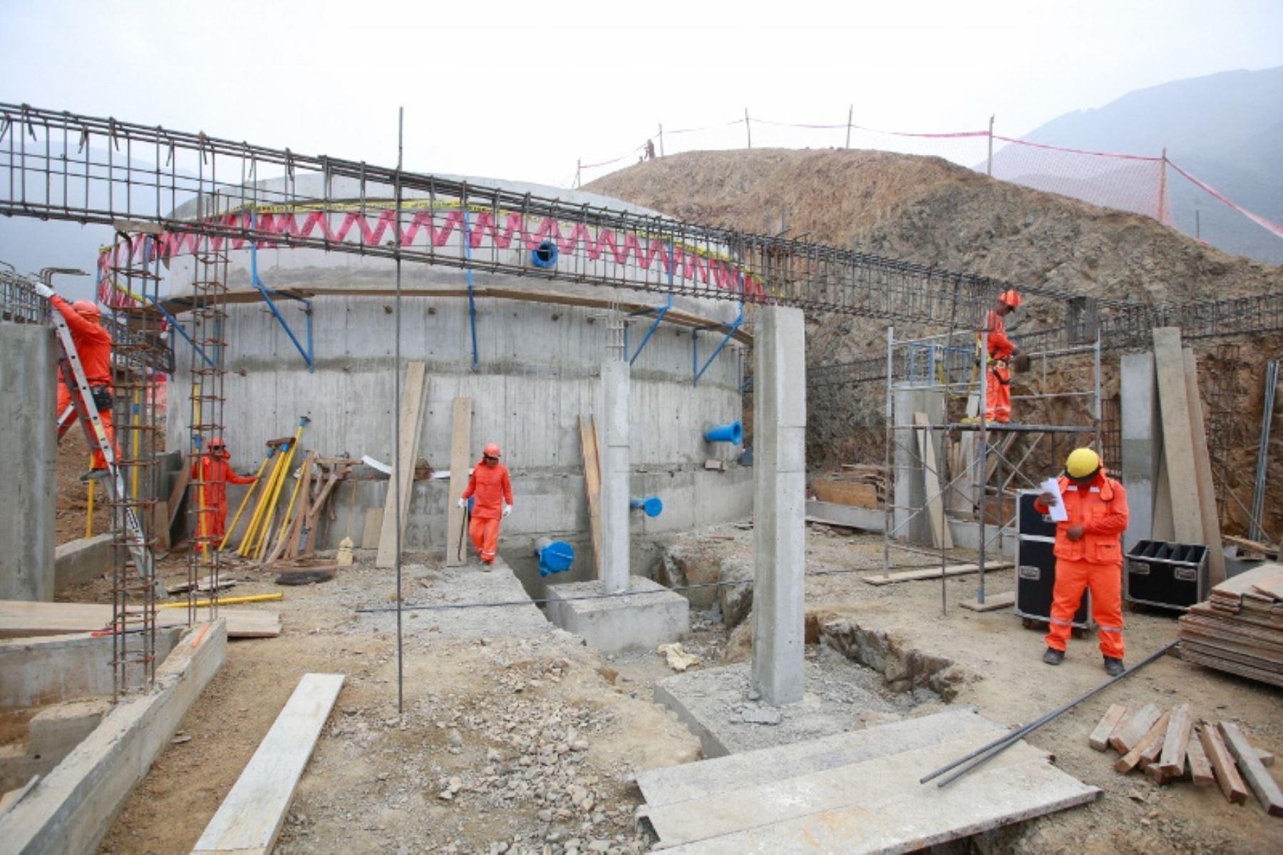 Ministerio de Vivienda invierte más de S/ 110 millones en obras de saneamiento rural en Arequipa. ANDINA/Difusión