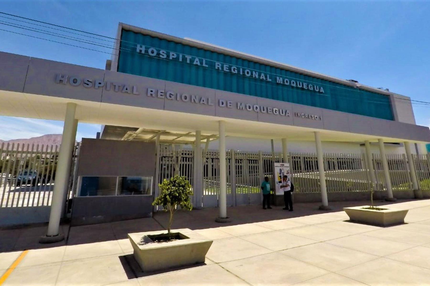 La ministra de Salud, Silvia Pessah, anunció la próxima puesta en funcionamiento del nuevo Hospital Regional de Moquegua, como parte de la política de fortalecimiento de los servicios de salud especializados en beneficio de la población.
