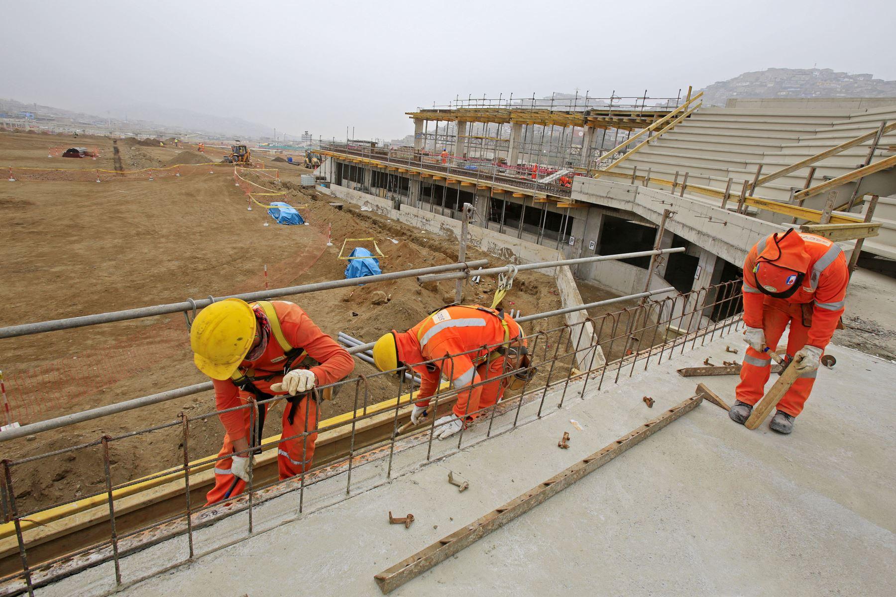 El complejo deportivo Andrés Avelino Cáceres permitirá el desarrollo del deporte en el cono sur.