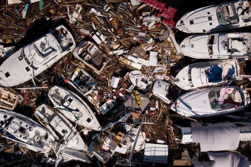 Huracán Michael deja once muertos tras su paso devastador por EE. UU.