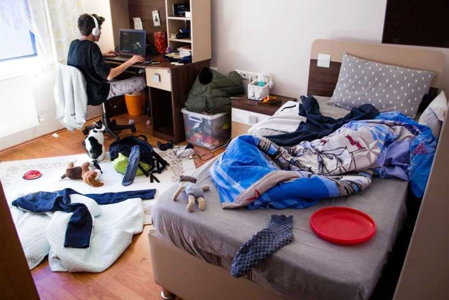 Seis señales que indican que tu hijo puede ser adicto a los videojuegos. Foto: ANDINA/Difusión.