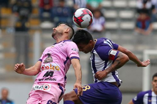 Alianza Lima y Sport Boys igualaron 1 a 1