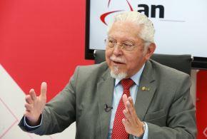 Ministro de Vivienda, Construcción y Saneamiento, Javier Piqué. ANDINA/Norman Córdova