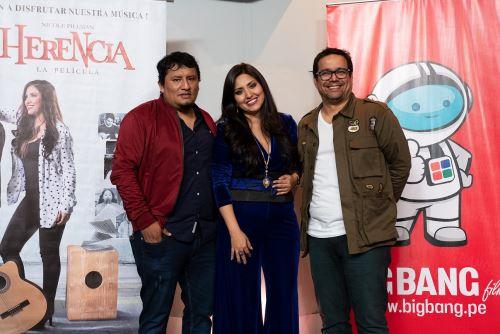 """""""Herencia: la película"""" se estrena en el mes de la canción criolla."""