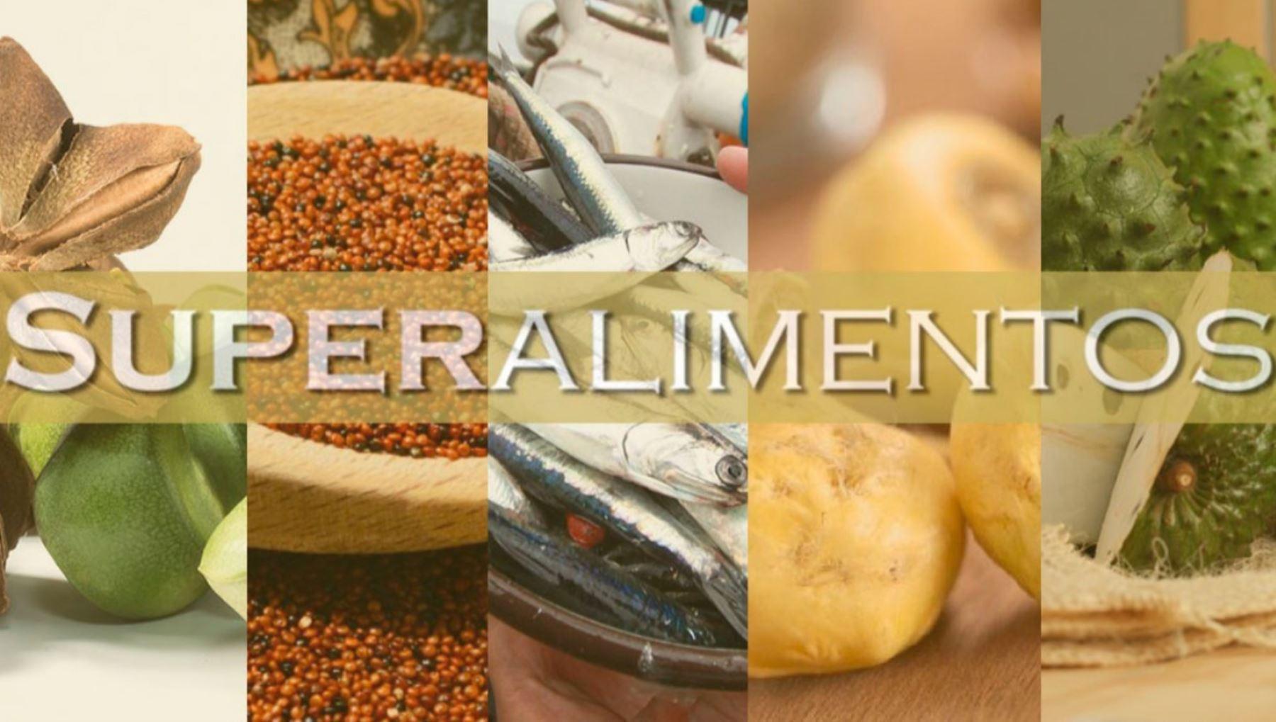 El Perú cuenta con cultivos oriundos que gracias a sus grandes propiedades nutricionales (vitaminas, minerales, antioxidantes, fibra, entre otros) son llamados súper alimentos.