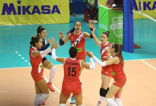 Perú camina firme en el Sudamericano de Femenino U20