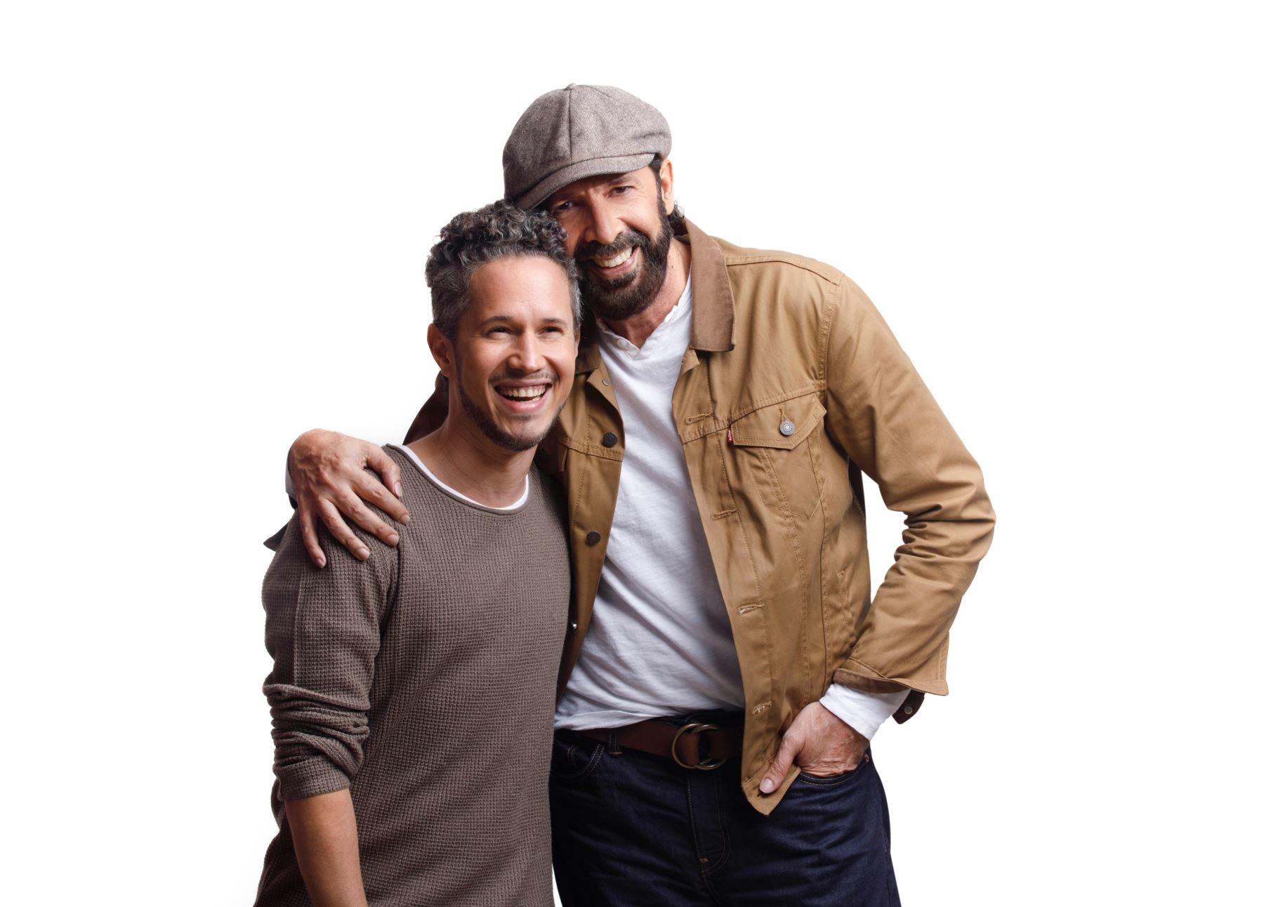 Juan Luis y Vicente comparten el mismo amor por la música.