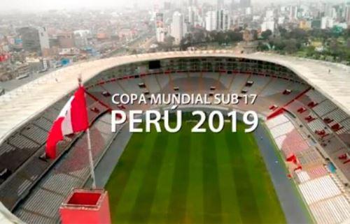 19/10/2018  Copa Mundial Sub 17 en Perú Foto: ANDINA/Difusión