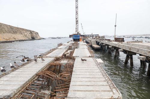 Desembarcadero pesquero artesanal de Huacho