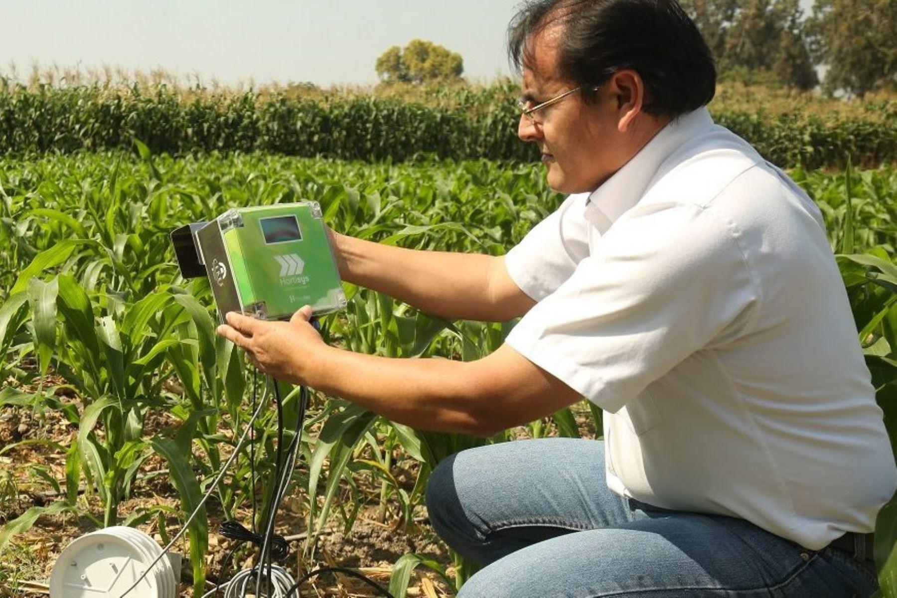 Minagri aplica sensores remotos para medir calidad de suelos agrícolas