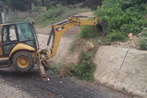 Minagri anuncia inicio de limpieza de canales de riego en distritos de Tumbes