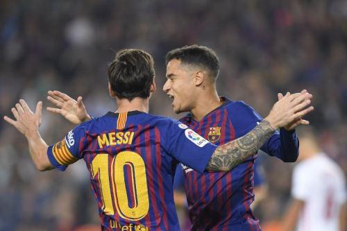 Barcelona vuelve a ser líder de La Liga, pero pierde a su máxima estrella, Messi