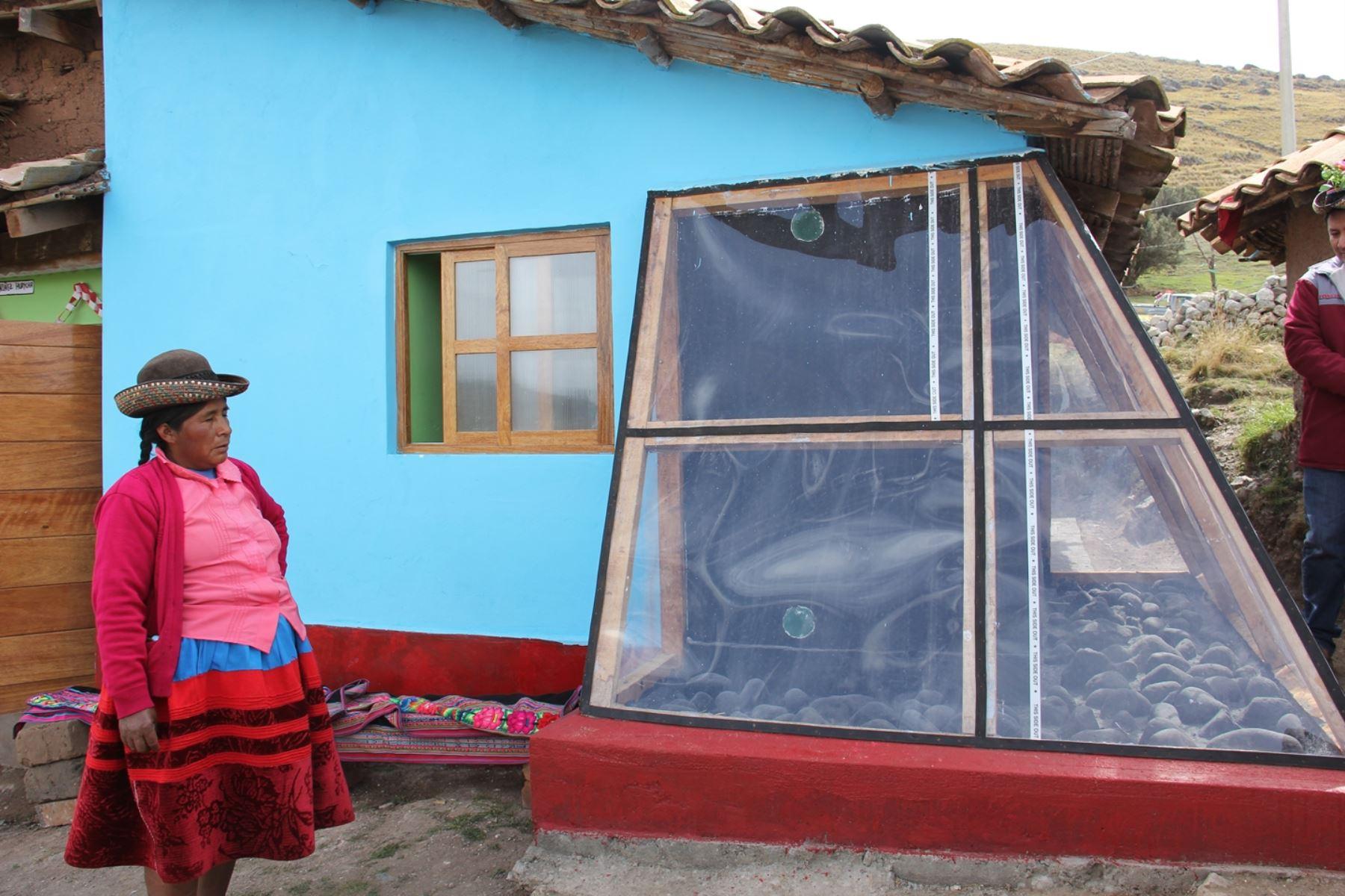 Gobierno de Ayacucho elaborará e implementará políticas públicas de la mujer rural como agente de desarrollo en la región. ANDINA/Difusión