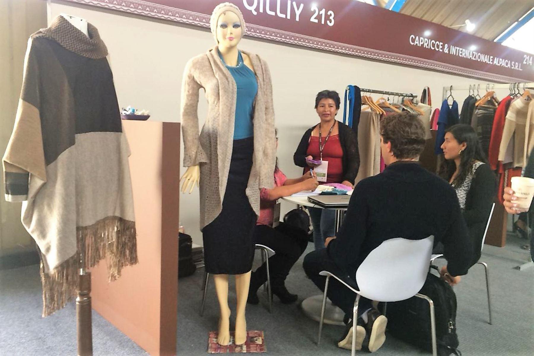 Con rueda de negocios empieza Alpaca Fiesta en Arequipa. ANDINA